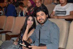 حدوته مصريه نالت إعجاب جمهور أوسكار وتعالى التصفيق للثنائى  #ريهام_لاشين #وليد_بدر
