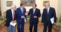 السيسى: مصر تحتاج إلى إعلام على مستوى المسئولية الوطنية