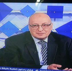 في يوم ميلاده الإعلامي القدير إبراهيم الصياد .. أتمني أن يسود مصر الخير والحب والعدل والسلام