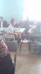 إحتفالية مدرسة عمر بن الخطاب اﻻبتدائية بقرية حفنا بالشرقية