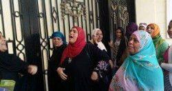 """7 آلاف 49 معلمة مغتربة ضمن مسابقة الـ""""30 ألف وظيفة"""" صدر لهن قرار بعودتهن إلى محافظة الإقامة."""