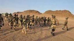 الجيش يدك الارهابين فى سيناء