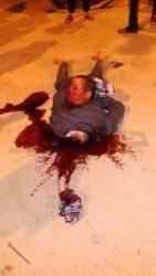 ذبح عامل أمام زوجته  بسبب خصومة ثأرية بالفيوم
