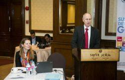 لأول مرة في مصر والشرق الأوسط تدريب على آليات قياس وتحديد أسس ومكافحة الفسد في الأعمال .