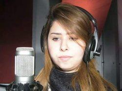 """إالمطربة يناس عز الدين تنتهي من تسجيل أغنيتها الجديدة """"أحلى من الحب"""""""