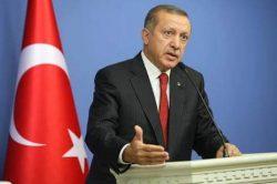 رجب طيب اردوغان يهاجم الرئيس عبد الفتاح السيسى فى كل وقت ومكان