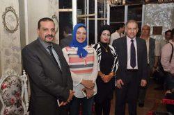 بالأمس في إحدى ليالي القاهرة المبدعة انطلقت مبادرة نقطة ومن أول السطر