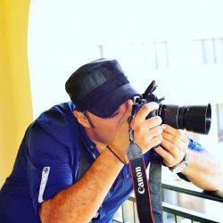 حوار مع الفنان والمصور الفوتوغرافي أحمد العزبي … فنان يجعل  كل صورة قصة