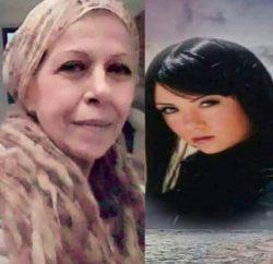 وفاة والدة الفنانة إيمان ايوب