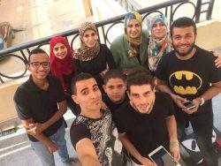 """طلاب الهندسة الروسية يحصدون المركز الأول فى صناعة ربوت """"مدرعة """" على مستوى جامعات مصر"""