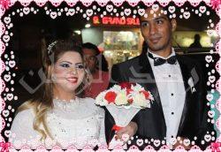 """"""" رصد الوطن """" تهنئ بكل الصفا والود .. وروعة أريج الورد """"الأعلامية رشا خالد""""  بمناسبة زفافها ."""