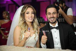 """الليثي وهدي يتألقون في حفل زفاف الفنان """" محمد خطاب وزوجته """"ريهام شماره"""""""