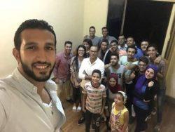 """"""" مترو تيم """" لثالث مره علي التوالي في عرض ( السيرك المصري )"""