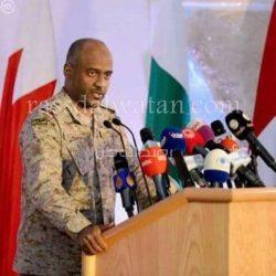 """أول تصريح لــ """"عسيرى""""  بعد استهداف الحوثيين لمكة المكرمة يكشف نوع الصاروخ ويتوعد الانقلابيين."""