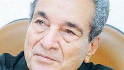 رحيل الشاعر فاروق شوشة عن عمر ناهز 80 عاما .