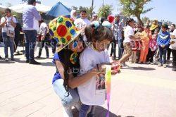 (السعادة بين ايديك) بقرية الأمل بالإسكندرية
