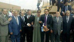 """""""الجندى"""" الإنتاج الحربى يعمل فى صمت لإعلاء شأن مصر وتلبية احتياجات المواطنين"""