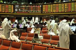 """""""رصـــد الــوطــن"""" تباين أسواق الخليج ..و بورصة السعودية تنهي 9 أيام من الصعود"""