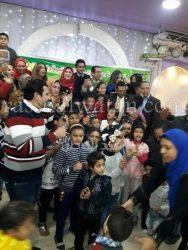 بالصور..احتفالات مولد النبوى الشريف برعاية جمعية الرائدات للتنمية