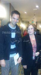 جيهان السادات :- لابد ان المرأة المصرية تأخد حقها اكثر فى الحياة السياسية فى الدول العربية كلها