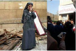 مصابى حادث الكاتدرائية الإرهابى يتلقون العلاج  بمستشفيات جامعة عين شمس