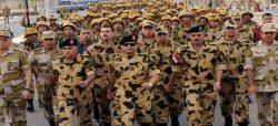 القوات المسلحة تهنئ رئيس الجمهورية بمناسبة الإحتفال بذكرى المولد النبوى الشريف