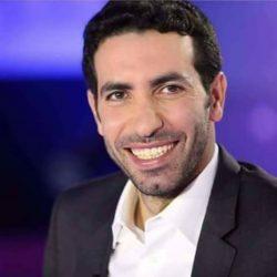 محمد أبو تريكة سعيد بفوز منتخب مصر على غانا