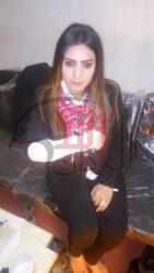 الاعتداء على مراسلة قناة المحور على يد بلطجية امن مستشفى فاقوس العام