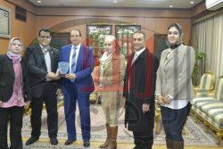 ختام فعاليات مؤتمر مؤسسه القاده والمجلس المصري للقيادات الشبابيه