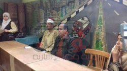 """إقامة ندوة بعنوان """"الأخلاق في الإسلام"""" بالمكتبة الثقافية في تمي الأمديد"""
