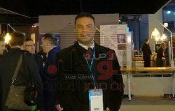 """"""" رصد الوطن """" ترسل أجمل التهانى إلى الدكتور أحمد شرف  بمناسبه عيد ميلاده"""