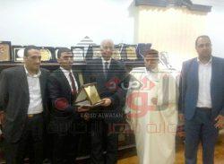"""حملة """"تمكين"""" الليبية تحقق أهدافها بجامعة الإسكندرية بمصر"""