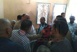 لجنة حقوق الانسان تنجح فى فض اضراب الاتوبيس الصعيد