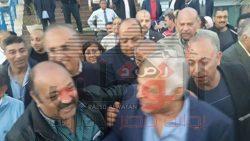 الجمعية العمومية لنادي سموحة تتحول إلي مظاهرة حب للمهندس محمد فرج عامر