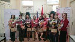 احتفالية روسية بعيد المرأة العالمي