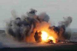 عاجل…انفجار عبوة ناسفة بالعريش أسفرت عن استشهاد 3 أطفال