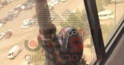 التحقيق مع كويتية صورت لحظة انتحار خادمة بدلاً من إنقاذها