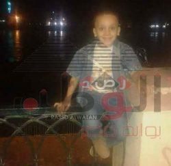 ساحل طهطا تودع الطفل اسلام فى مشهد حزين وسط تساؤلات دون إجابه