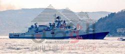 روسيا ترسل سفنا حربية فى تأهب قتالى محملة بصواريخ كروز لسوريا