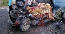 عاجل : حادث علي طريق كفر سعد لاثنين من موظفي الثقافة الجماهيرية ببورسعيد يودي بحياة أحدهما