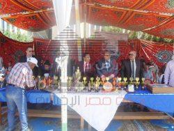 بالصور…حفل لتكريم الفائزين والمتفوقين بمدرسة أحمد ماهر بالمطرية