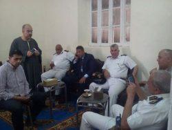نواب العياط والامير وابو الخير يتصدران المشهد بجلسة الصلح بين عائلتي بمركز ومدينة العياط العبدنا و المراكبية.