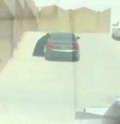 بالفيديو والصور؛ قبلات على نار هادئه بشوارع المملكه العربيه السعوديه