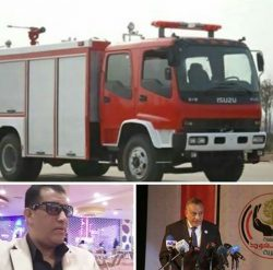 حريق هائل بمصنع أبو رواش بالجيزة والدفع 12 سيارة لاخماد النيران
