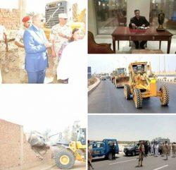 الدالي : يقود حملة لإسترداد أراضى الدولة المنهوبة ولا رجوع للخلف ولاوجود للاستثناءات