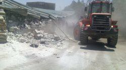 نسر المدينة واللواء عناني واللواء ابو زيد يقودون حملة إزالات مكبرة علي املاك الدولة بالعياط.