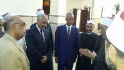 كمال شلبي سكرتير عام مساعد قنا يفتتح عدد من المساجد