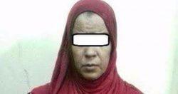 """سقوط أخطر """"نشالة"""" فى مصر عقب هروبها من 22 قضية سرقة بوسائل المواصلات"""