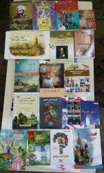 فى سهرة رمضانية  معرض الكتب المترجمة بالروسي