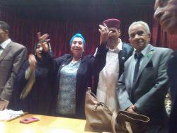 بالصور…جمعيه عشاق مصر تقيم امسيه ثقافيه بالاوبرا بمناسبه العاشر من رمضان